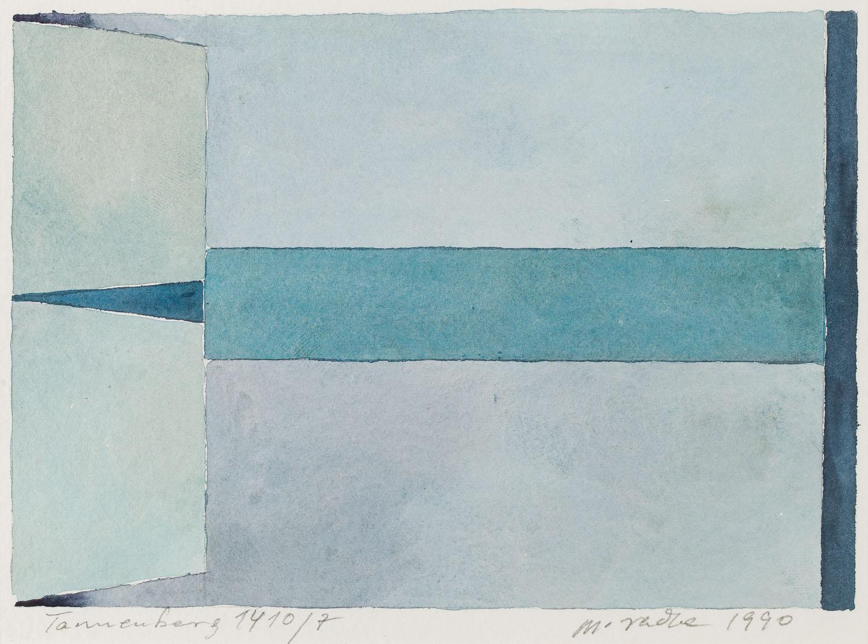 """""""Tannenberg 1410/7"""", 1990"""
