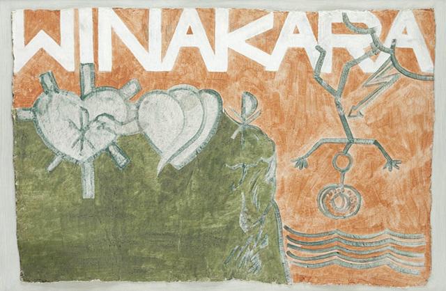 """Z cyklu """"Symbole w Suwałkach"""", 1992"""