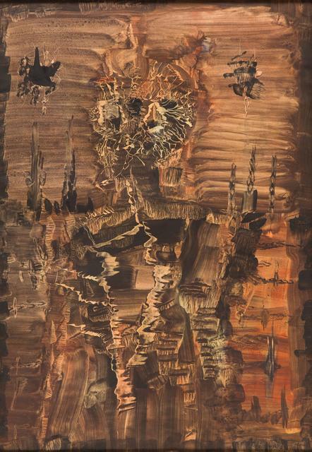 Figura (Spalona postać), 1963/64