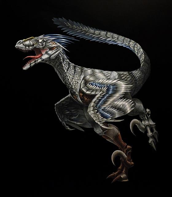 Deinonychus, 2020