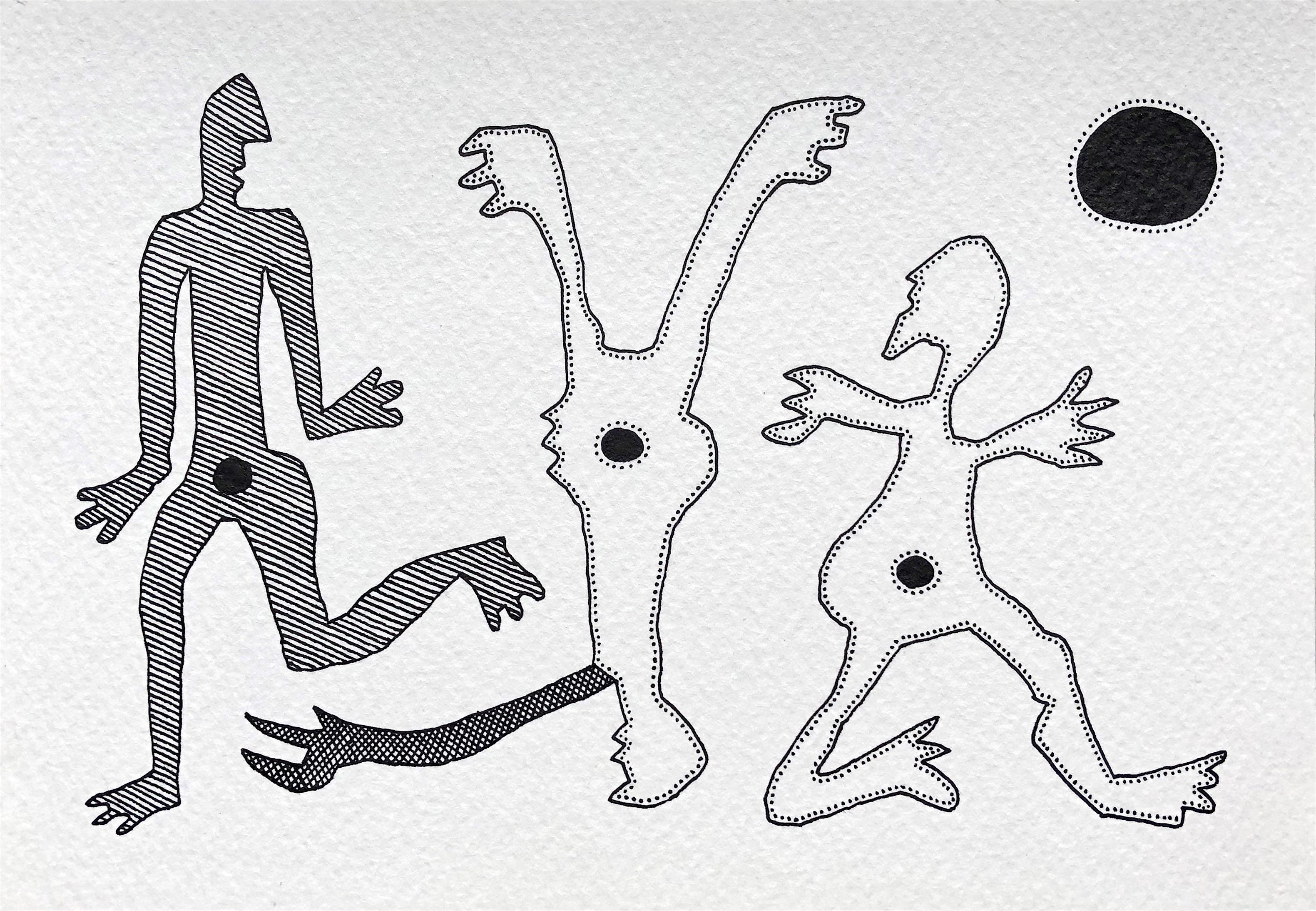 A.R.C.H.E. - taniec, 2004 r.