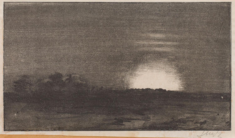 Łuna w nocy, 1916-1919 ; 1920