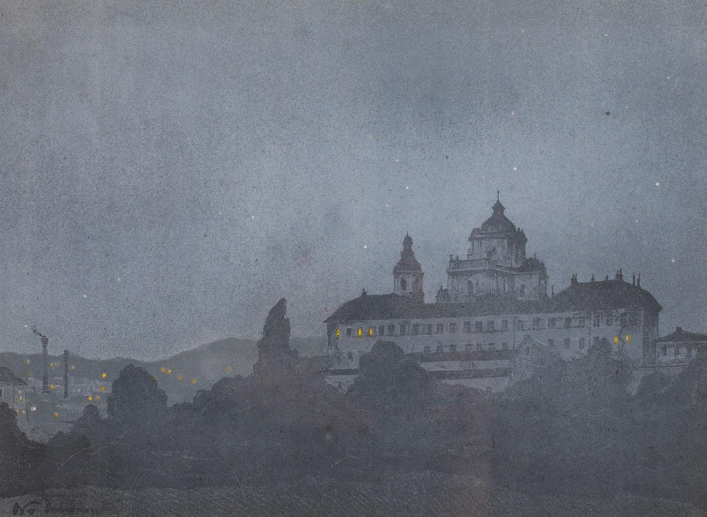 Cerkiew św. Jura, z teki Lwów, 1915
