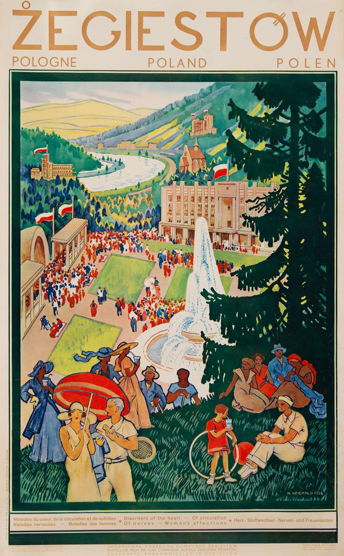 Żegiestów,1938