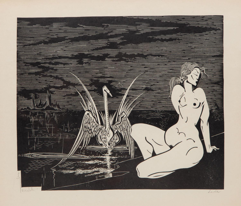 """Leda"", 1958"