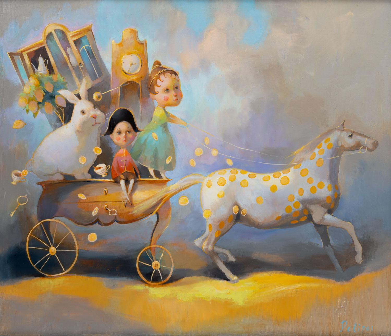 Cytrynowy koń, 2020