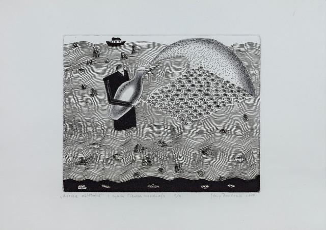 Rzeka obfitości, z cyklu: Siewca Urodzaju, 2010