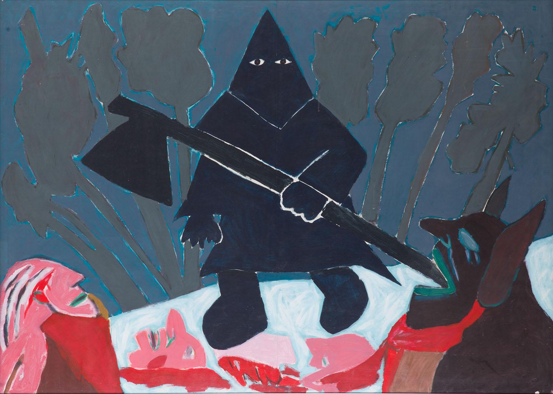 """""""Władca świata"""", 1985"""