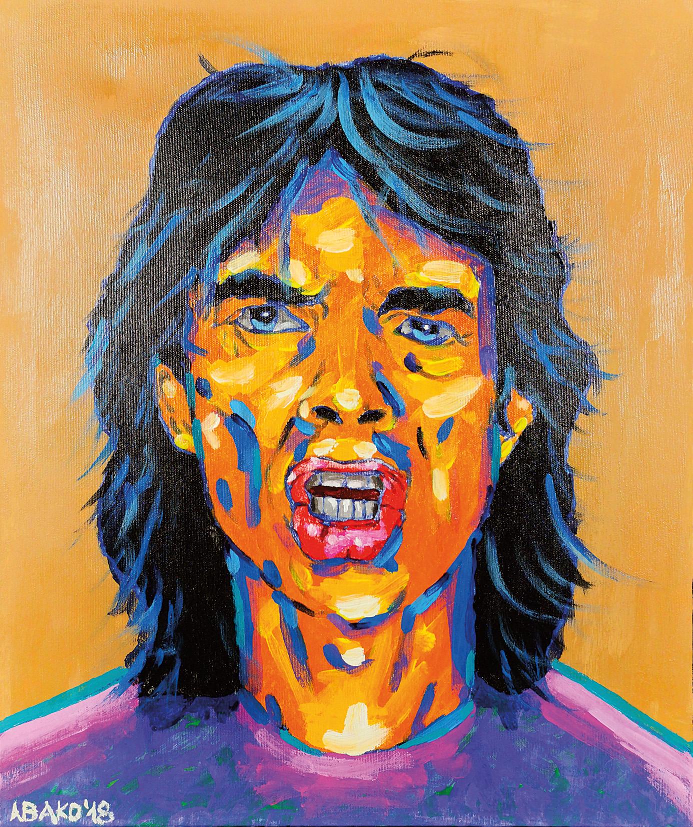 Mick Jagger, 2018