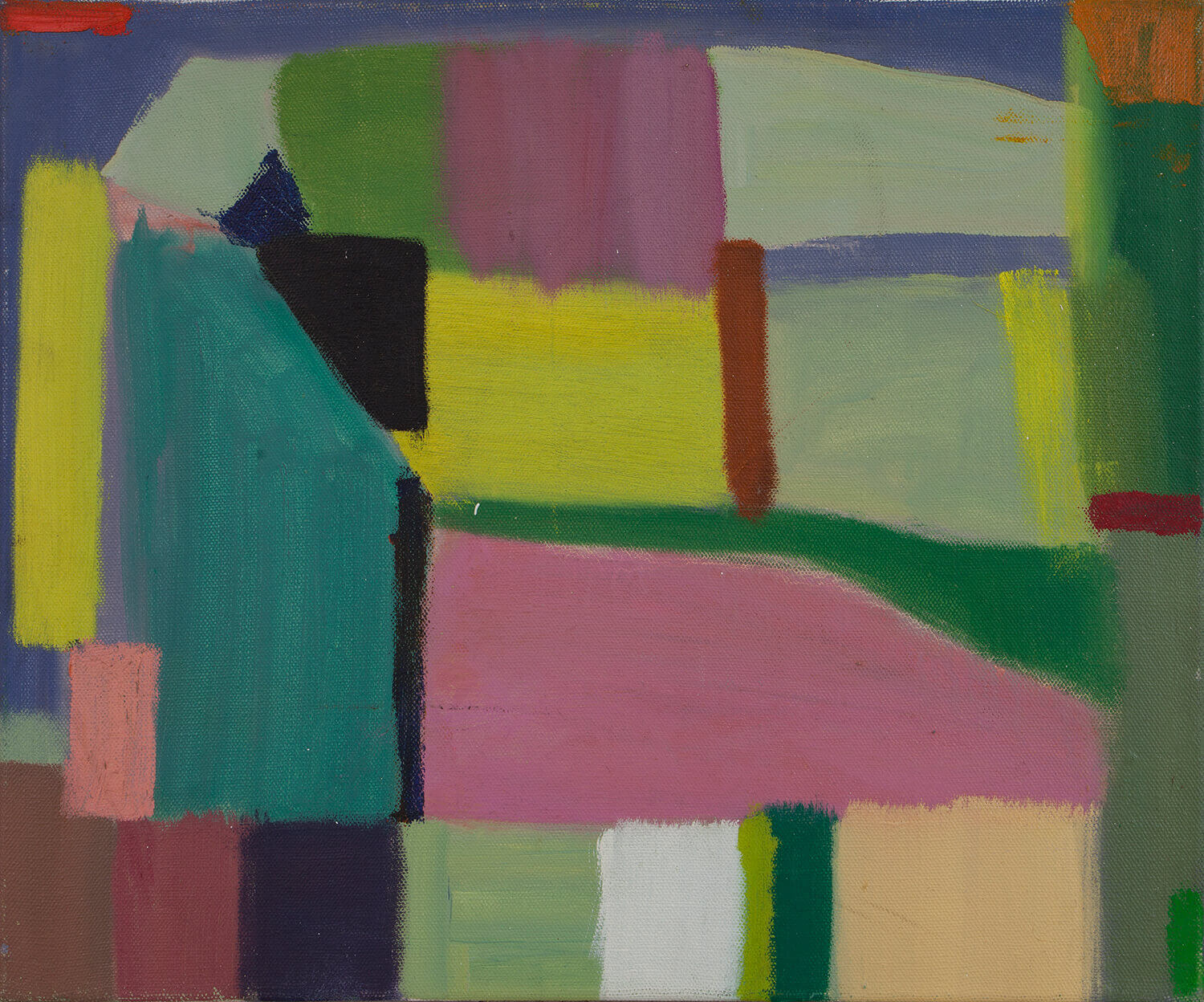Painting composition, 2016