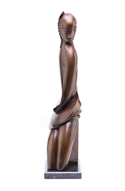 Kobieta z dyskiem, 1930