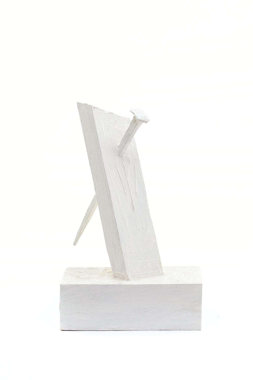 """""""Pomnik gwoździa II"""", 2008"""