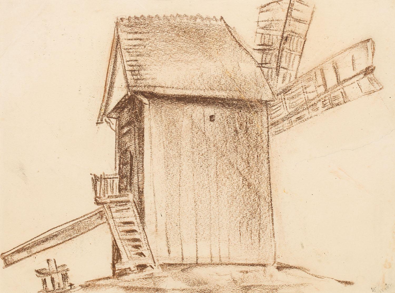 Wiatrak, 1925