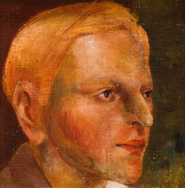 Portret Jeremiego Kubickiego, 1937