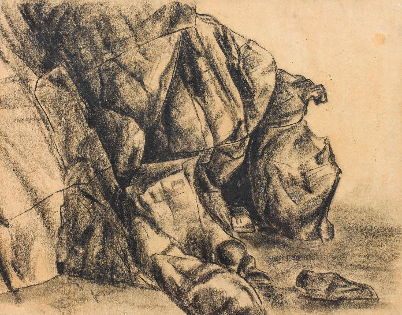 Skały (Capri), 1930