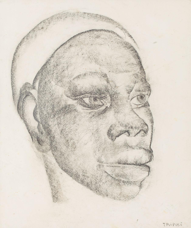 Głowa Murzyna, 1930