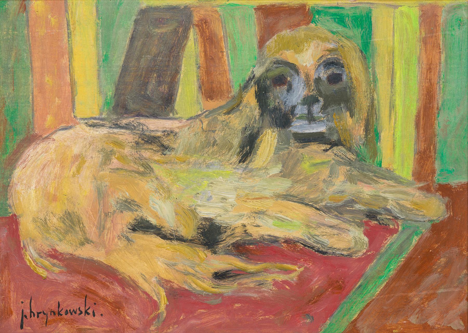 Piesek (artysty), lata 60-te XX w.