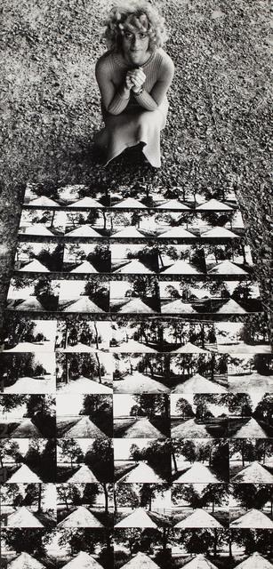 """Otoczenie naturalne - 250 m drogi"",  1971"