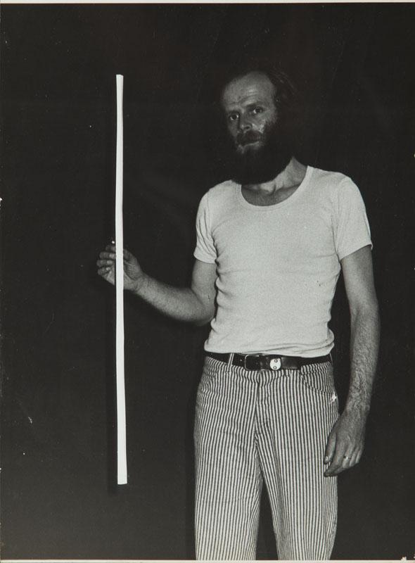 Autoportret, 1983