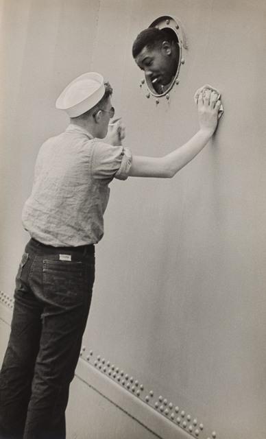 Marynarze, około1956