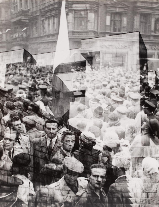 """""""Manifestacja"""", 1957"""