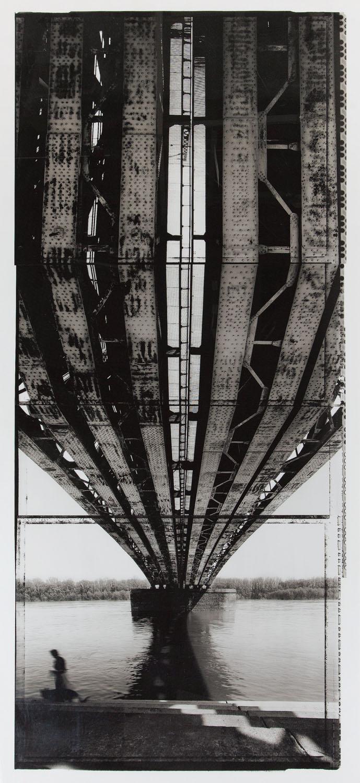 """""""Most Średnicowy"""", z cyklu: """"Miasto Warszawa"""", 2000/2008"""