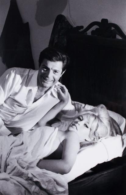 Marcello Mastroiani i Brigitte Bardot