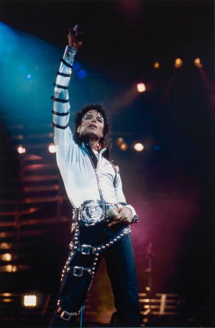 Michael Jackson, 1988