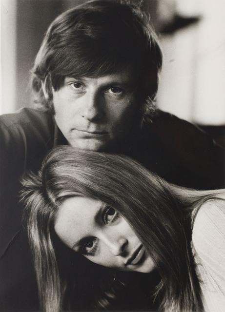 Roman Polański i Sharon Tate, około1960