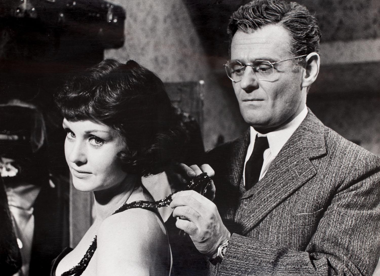 Barbara Krafftówna i Bronisław Pawlik, 1966