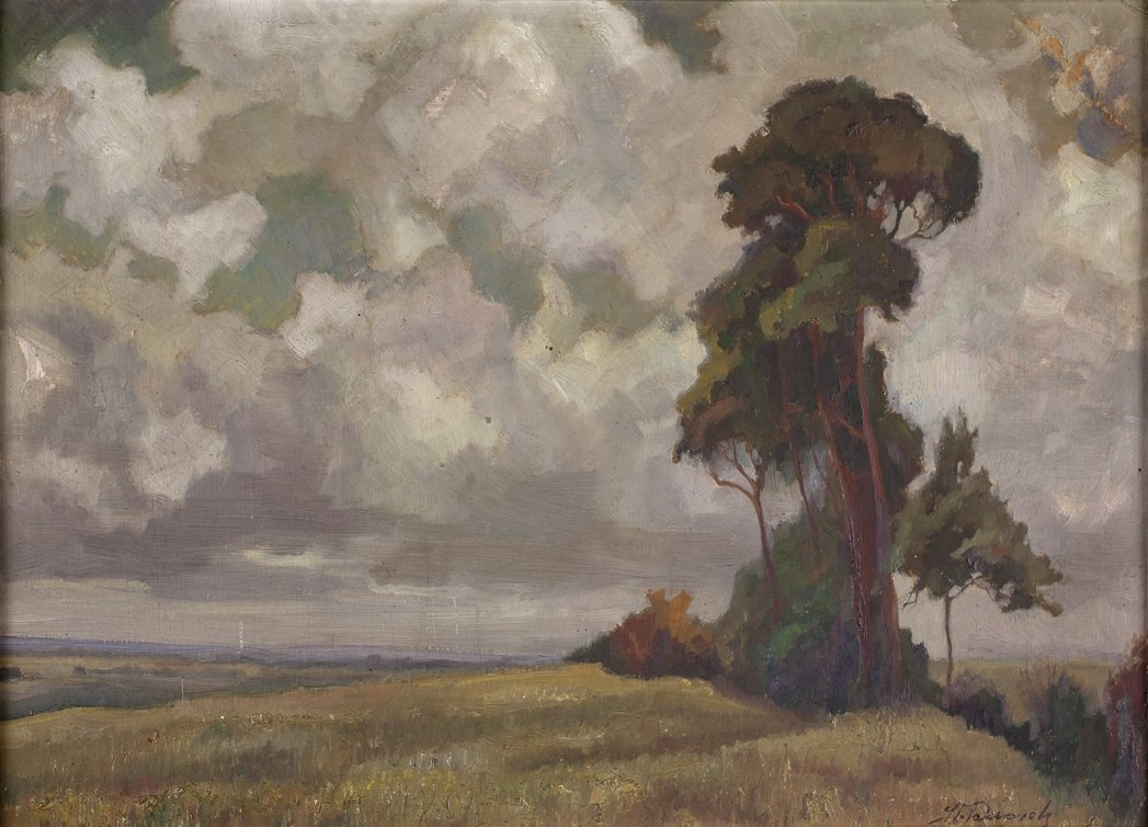Sosny, ok. 1930