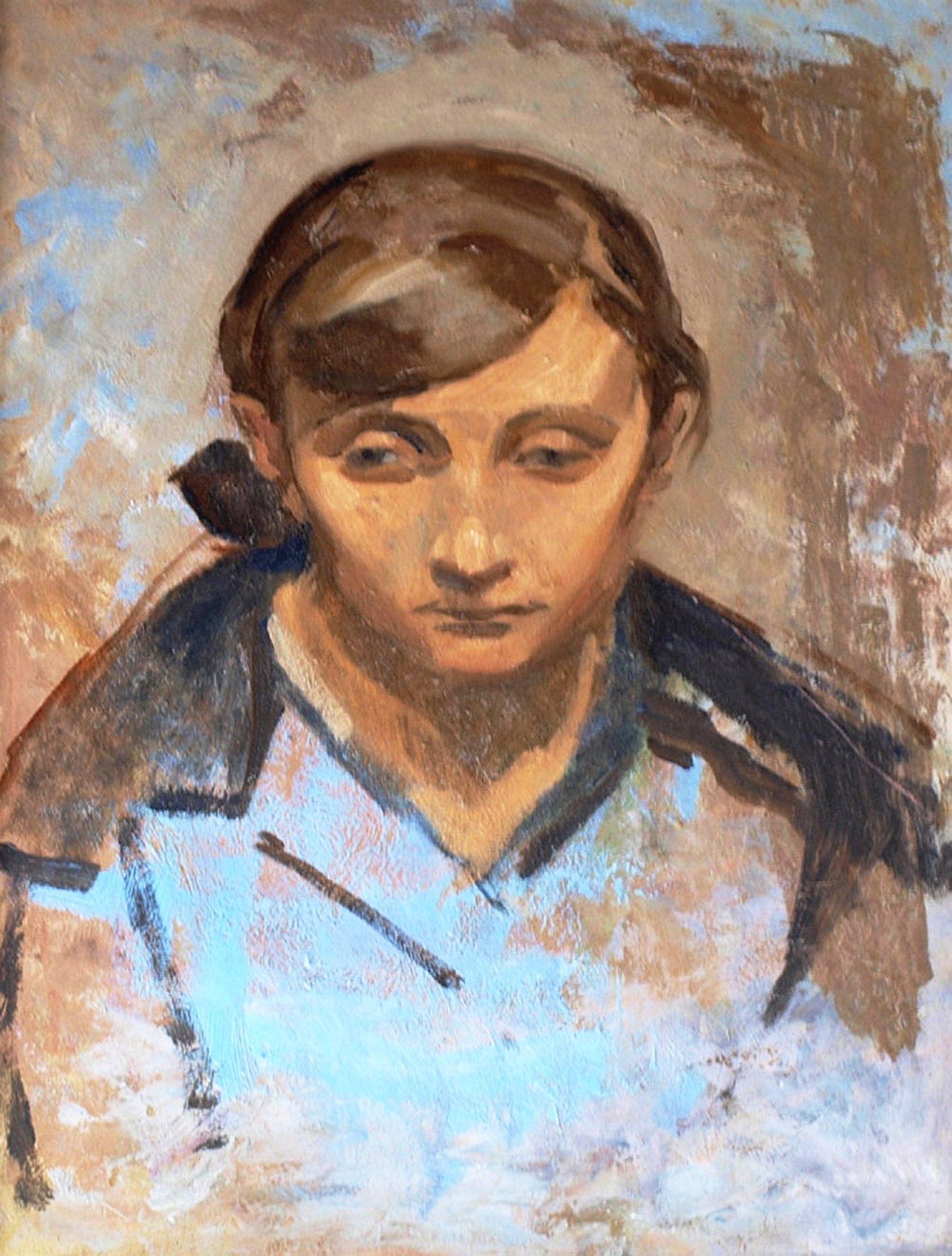 Portret młodej kobiety – Ireny Nasalikównej
