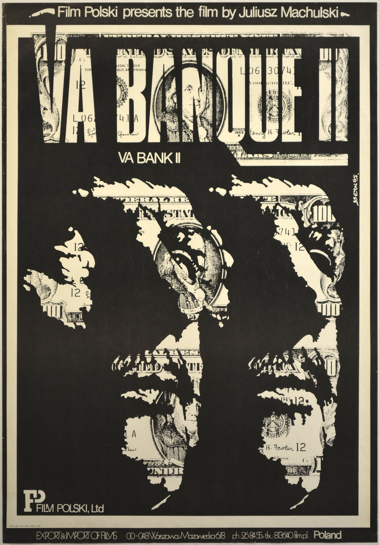 Va Banque II, 1985 r.