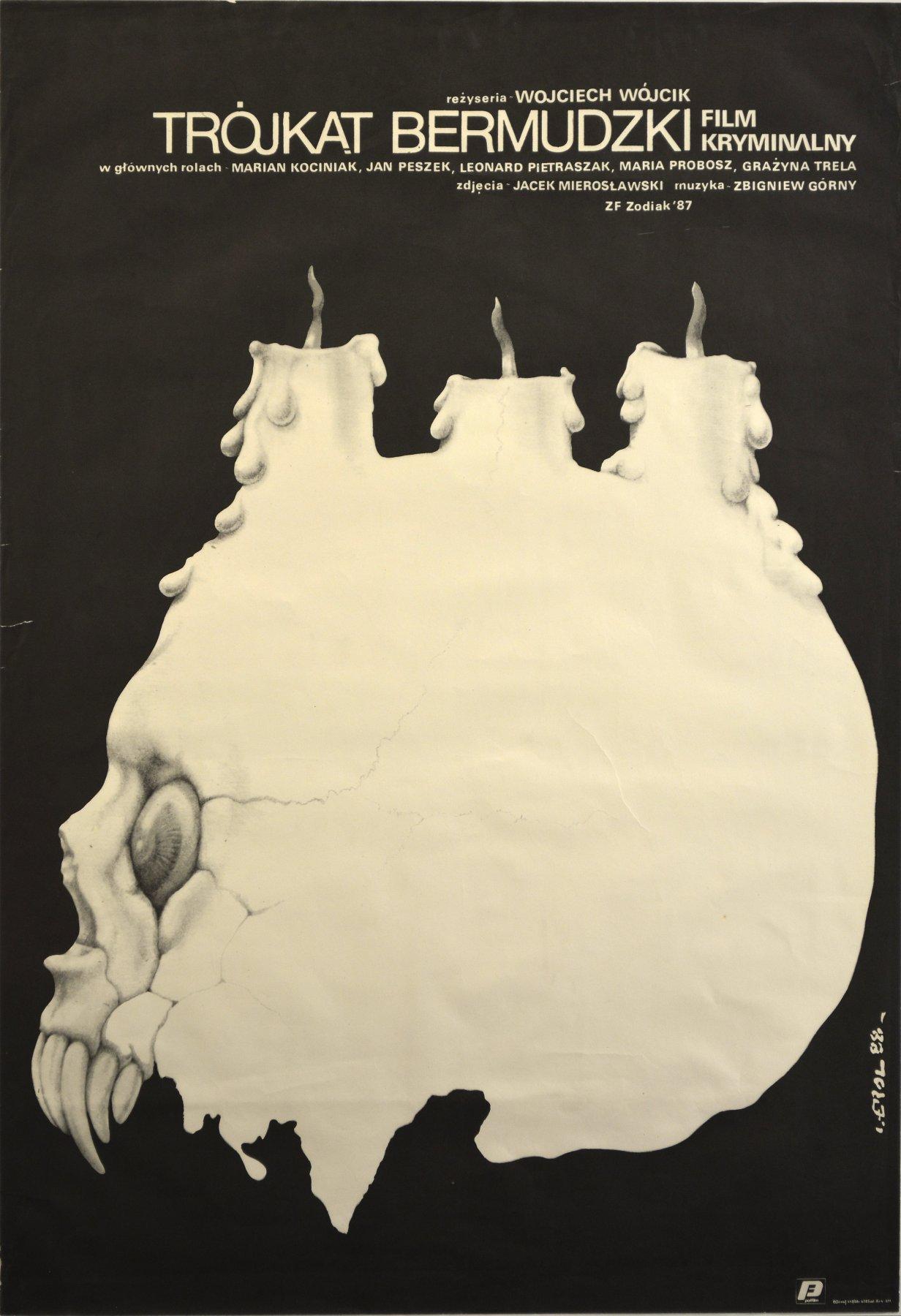 Trójkąt Bermudzki, 1988 r.