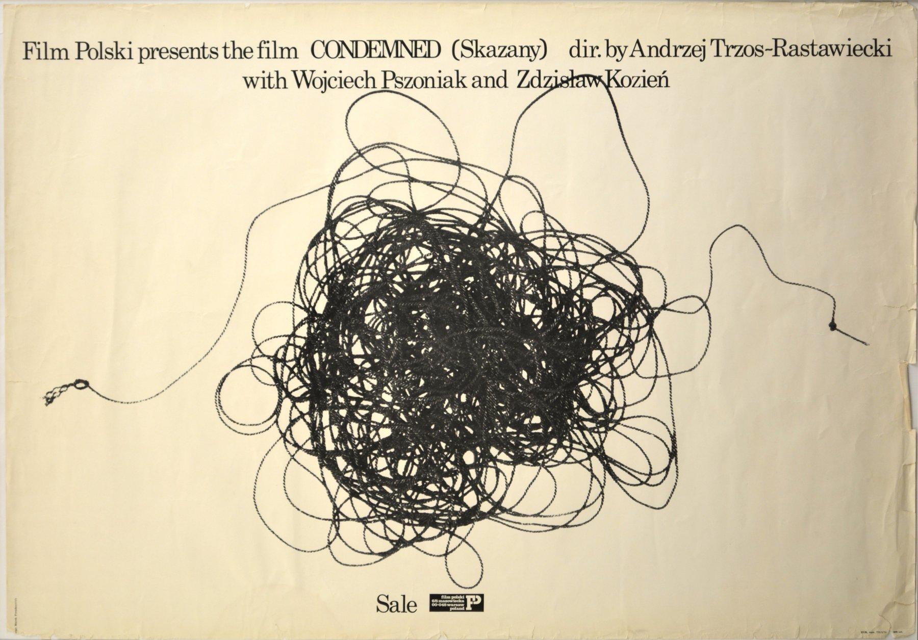 Skazany, 1976 r.