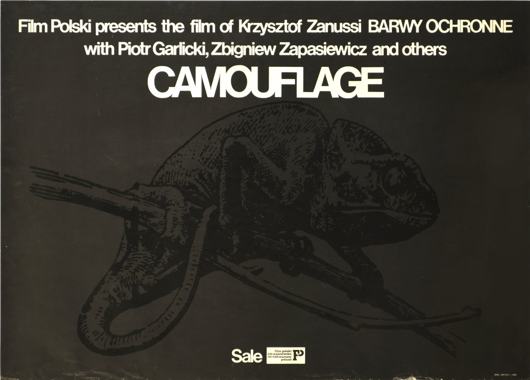 Barwy ochronne, 1977 r.