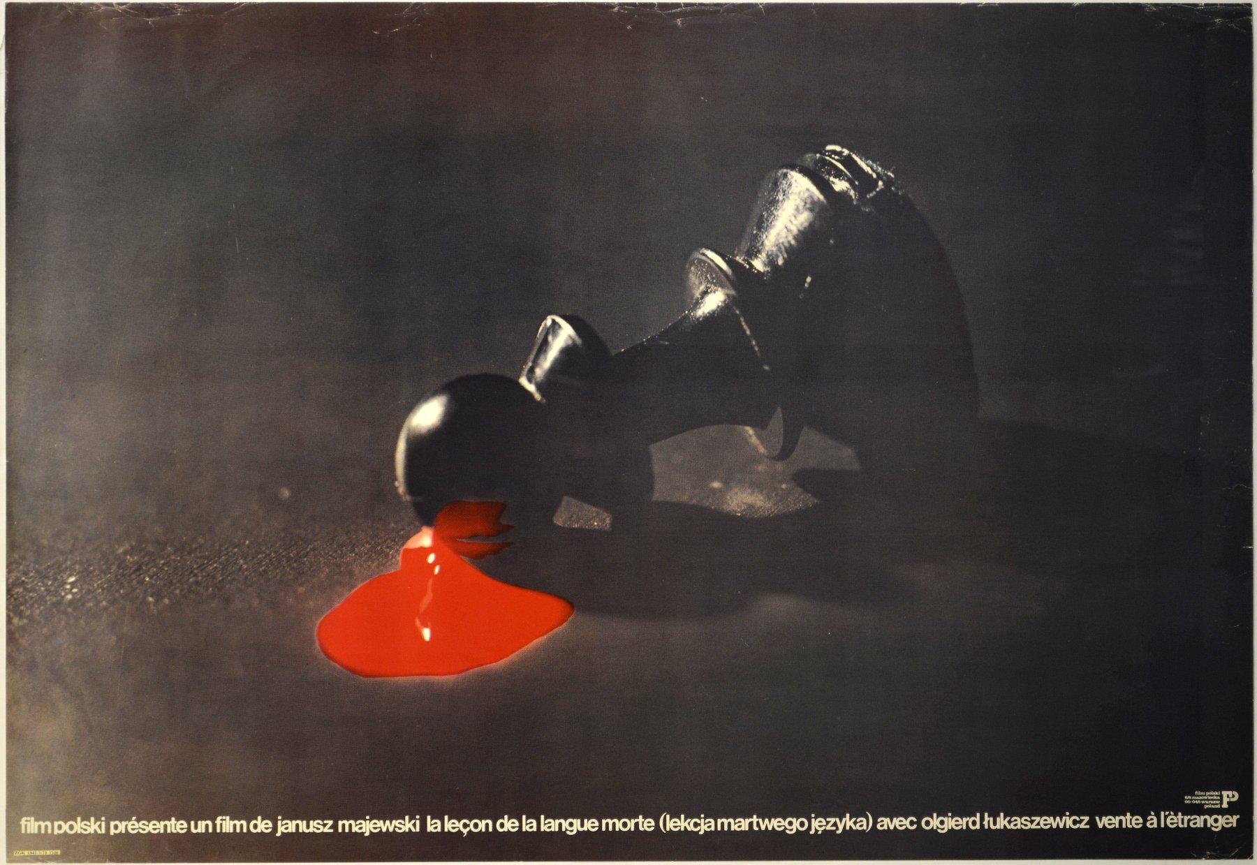 Lekcja martwego języka, 1979 r.