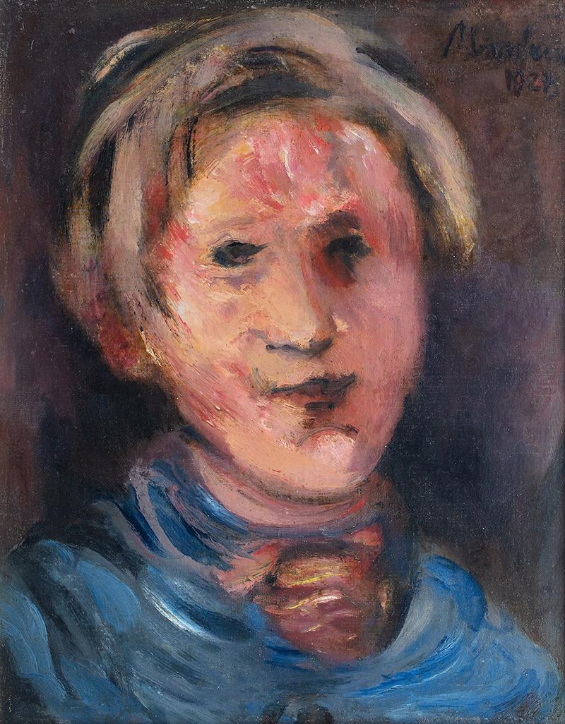 Autoportret ,1927r.
