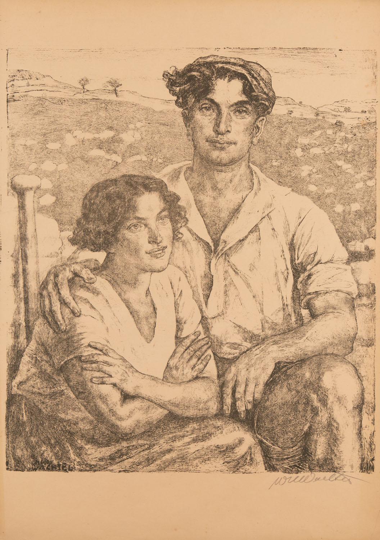 """Pionierzy z cyklu """"Palestyna"""", po 1936"""