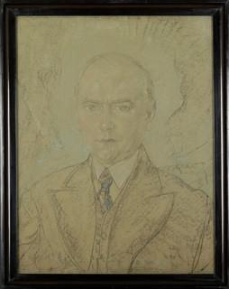 Portret Kazimierza Ducha, 1933