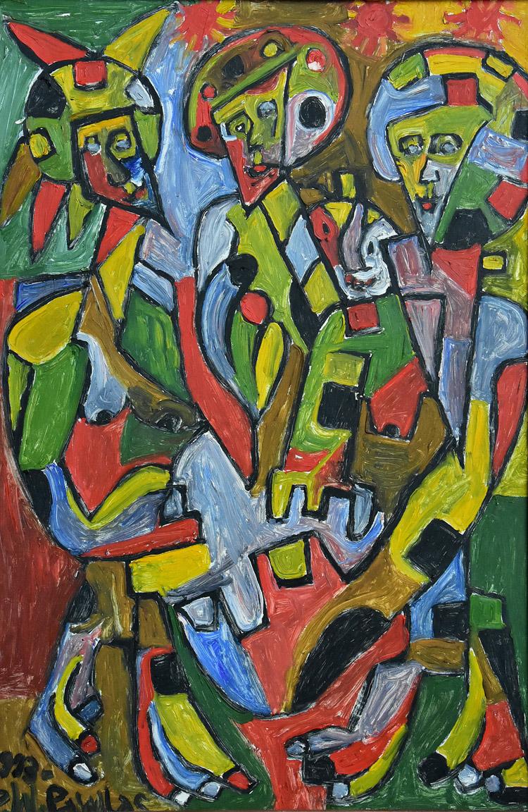 """""""Miłość Niebios do Ziemi"""", 1993"""