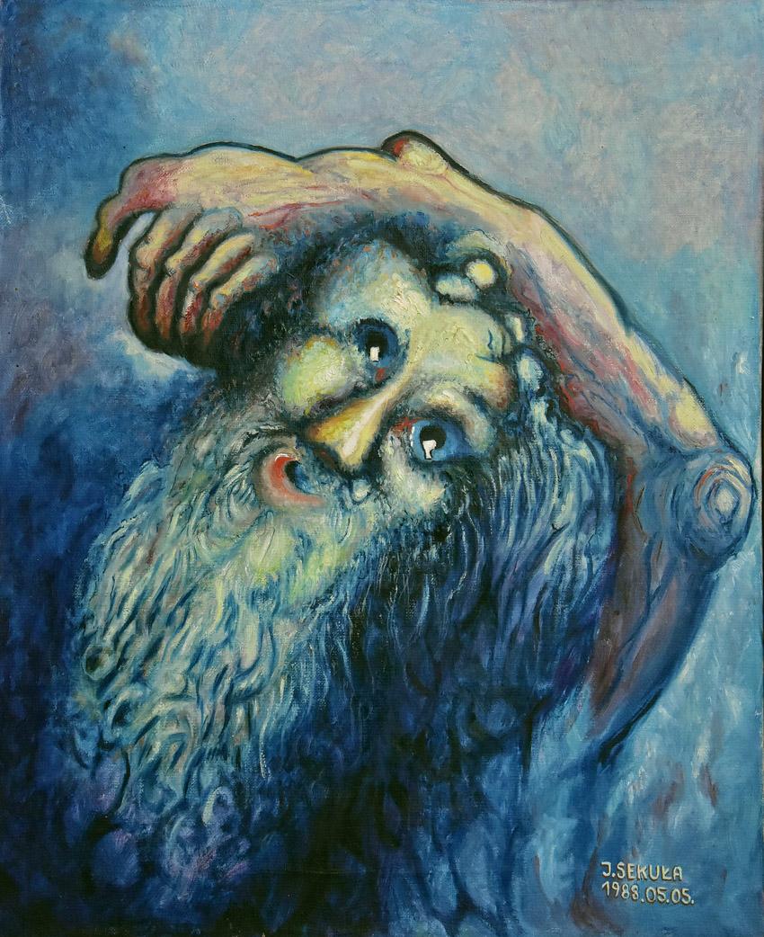 """""""Obrona II"""", 1988"""