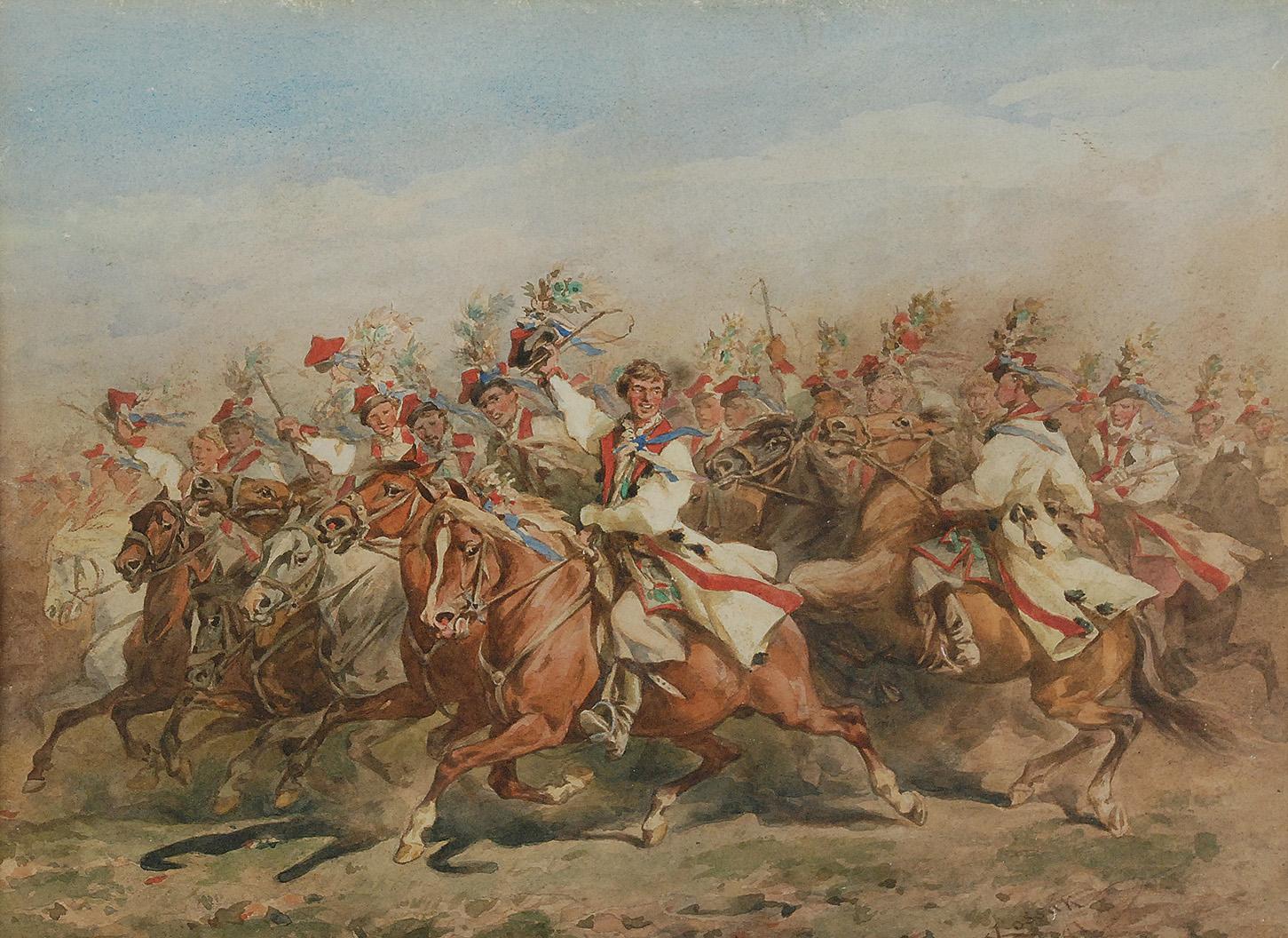 Krakowiacy, 1881