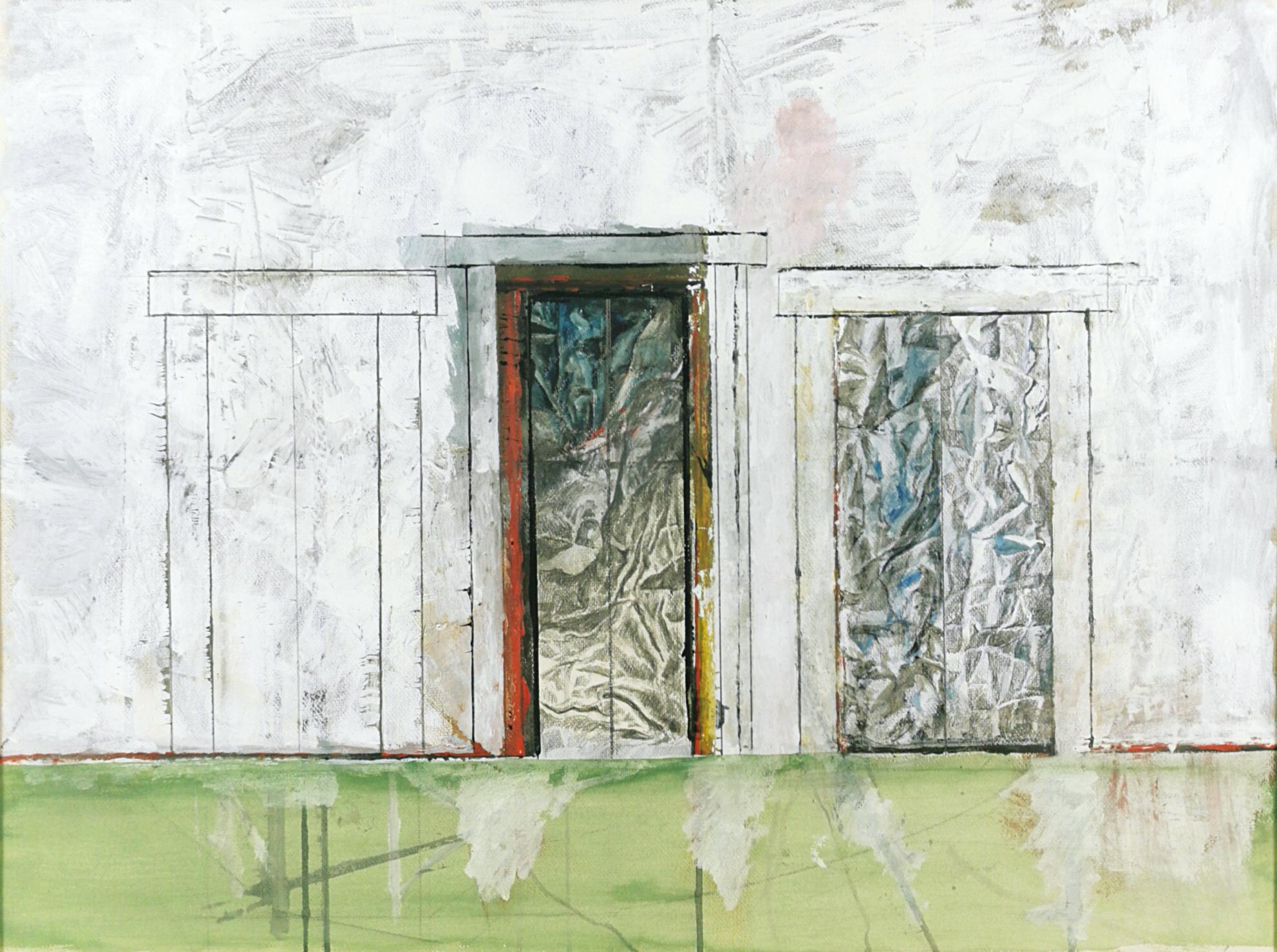 Rysunek świętego pokoju, 1999