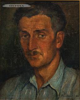 PORTRET MĘSKI, 1944