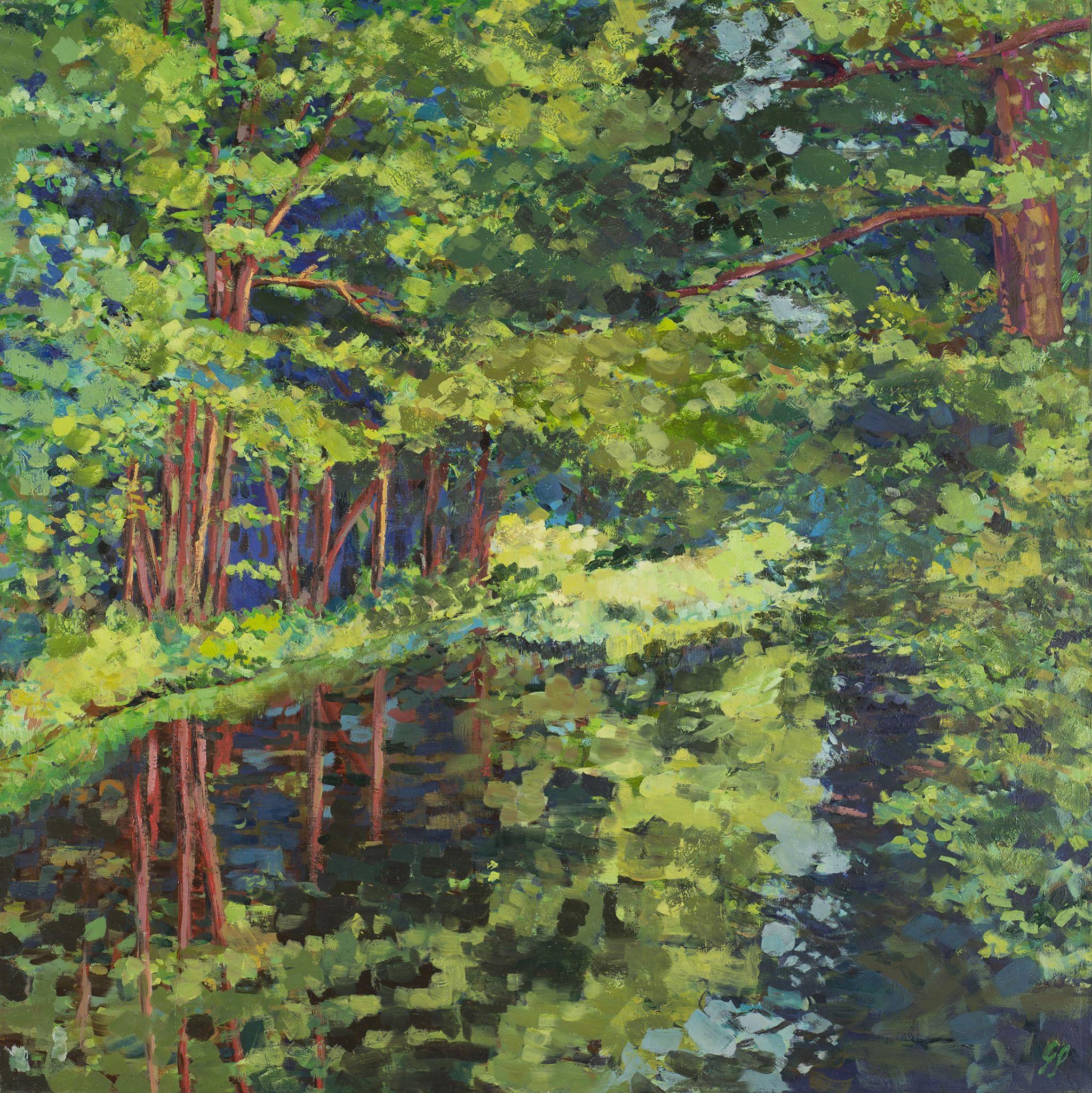 Leśne uroczysko, 2019 r.