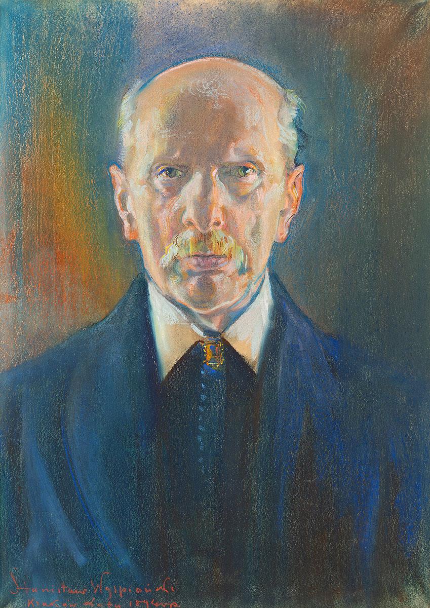 Portret Kazimierza Stankiewicza, 1894