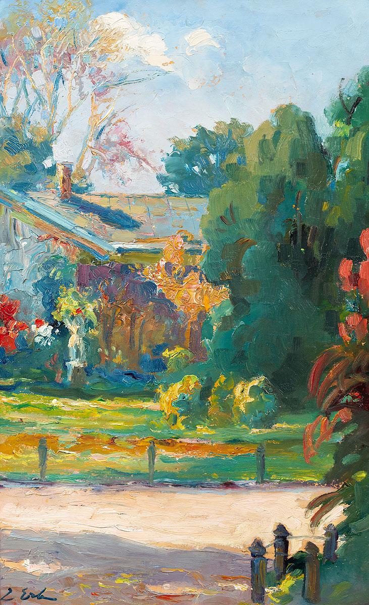 Park Stryjski we Lwowie, ok. 1920