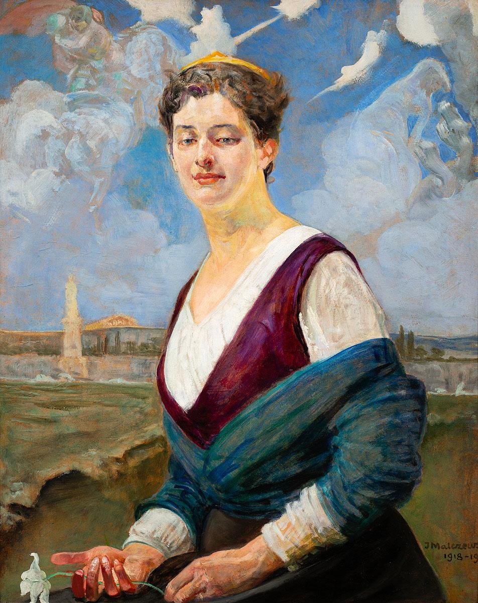 Dziesiąta Muza, 1918 – 1919