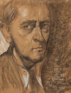 Autoportret, 1938